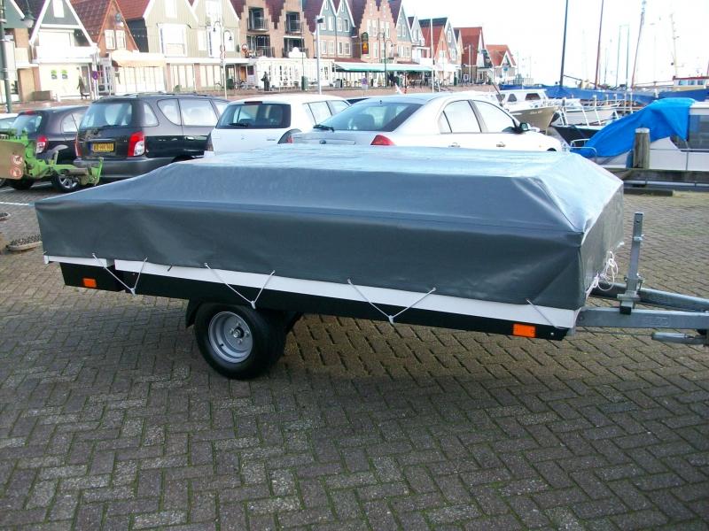 Zeilmakerij Volendam Sailmakers - Aanhangwagen - pickup
